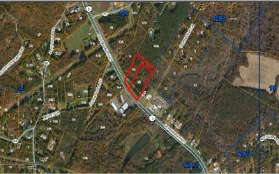 8.29 Acres C2 Land For Sale