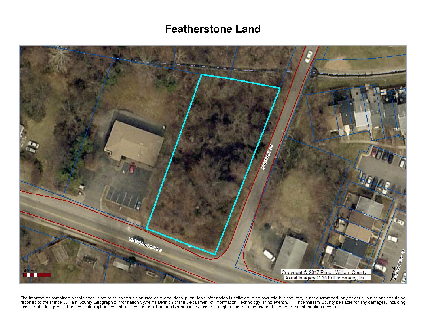 .65 Acres of Office Land in Woodbridge, VA